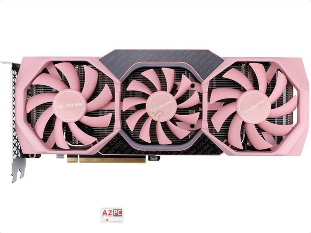 ColorFire GTX 1660 Super 6GB Vitality PC