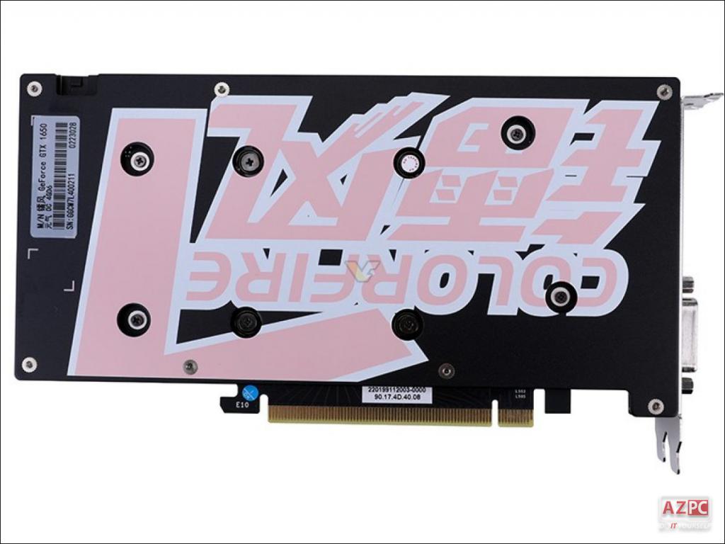 GTX 1650 Super 4GB Vitality và GTX 1650 4GB Vitality